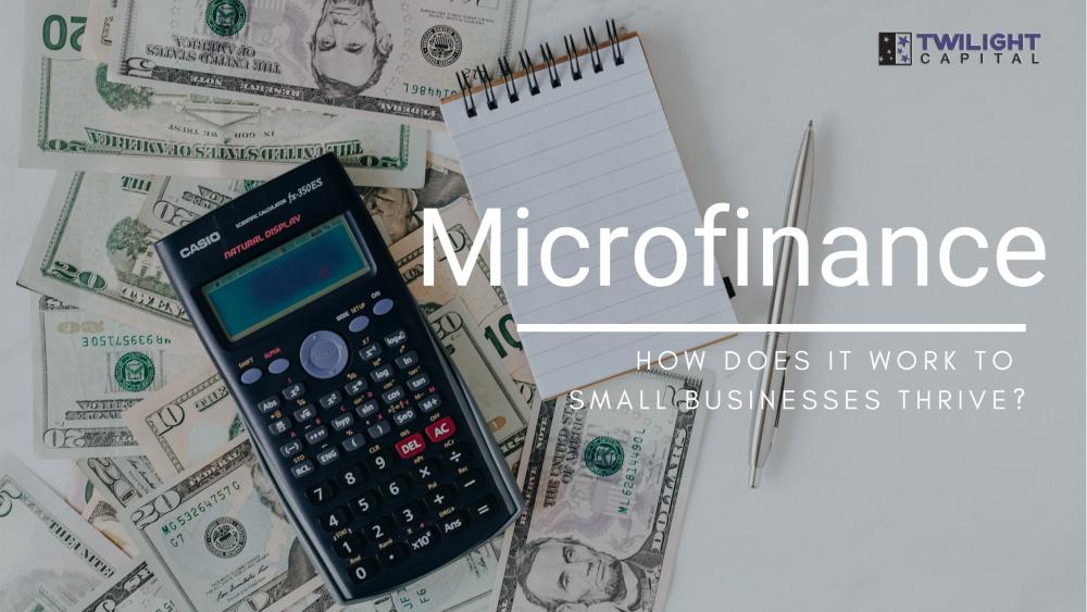 microfinance solution